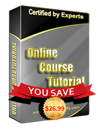 Online Course tutorials