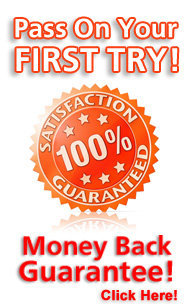 FirstTryCertify Guarantee